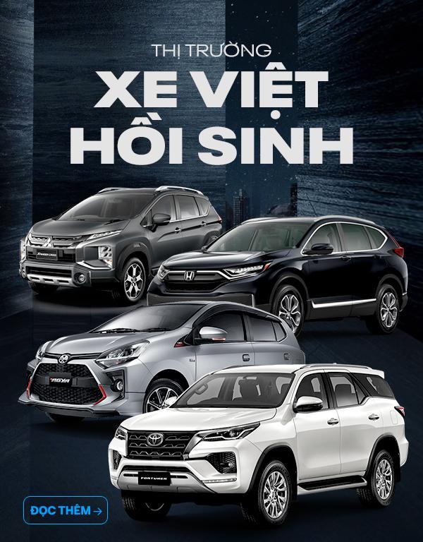 Thị trường xe Việt hồi sinh