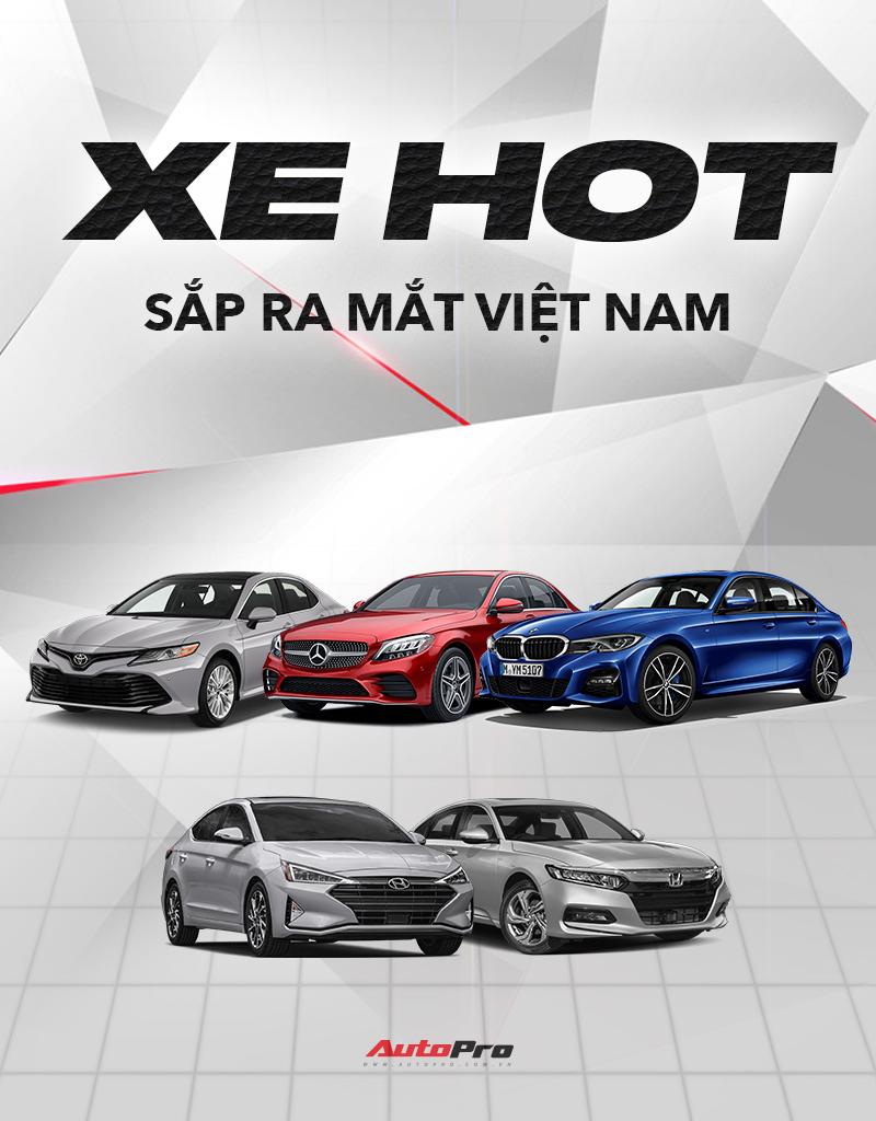 XE HOT SẮP RA MẮT VIỆT NAM