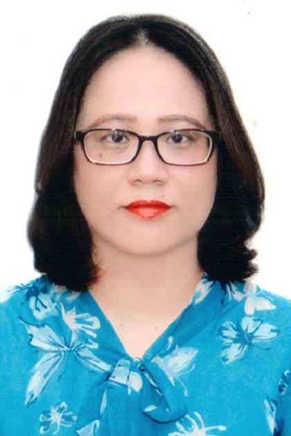 Bà Mai Hương Giang - Phó Cục trưởng