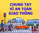 Chung tay vì an toàn giao thông